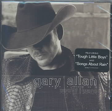 SEE IF I CARE BY ALLAN,GARY (CD)
