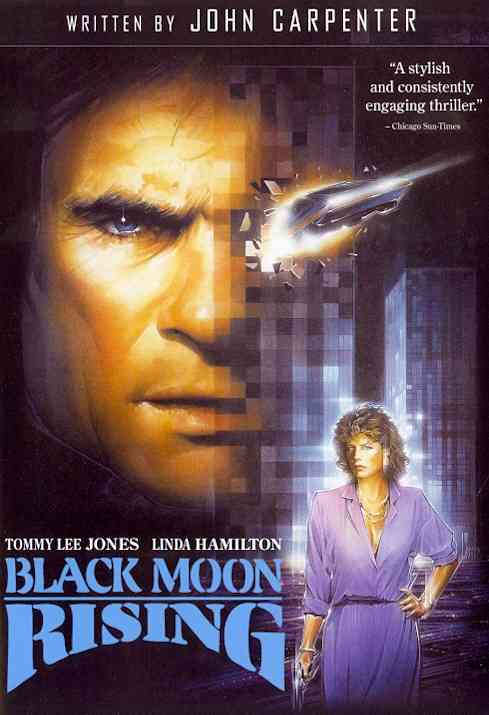 BLACK MOON RISING BY JONES,TOMMY LEE (DVD)