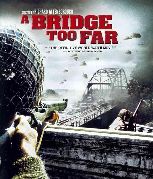 BRIDGE TOO FAR BY BOGARDE,DIRK (Blu-Ray)