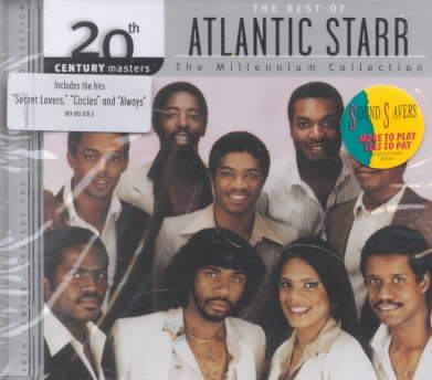 20TH CENTURY MASTERS:MILLENNIUM COLLE BY ATLANTIC STARR (CD)